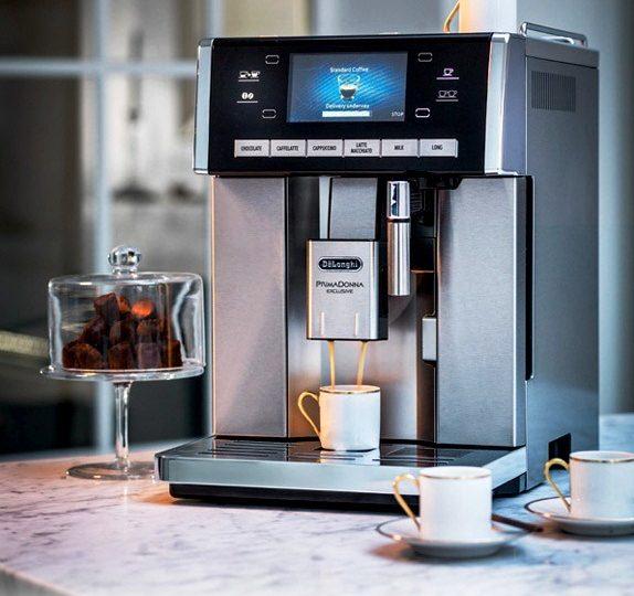 Delonghi Prima Donna Esam 6900m Review Coffee Machine